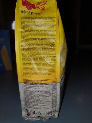 Farine sans gluten - Product - fr