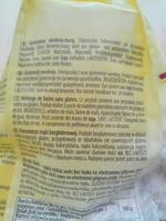 Farine sans gluten - Ingrediënten