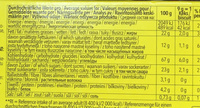 Tendres choco - Nutrition facts