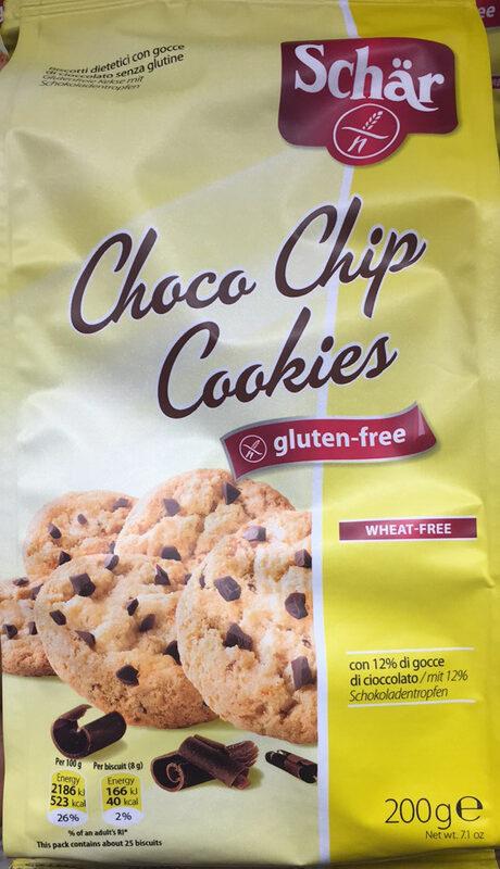 Choko Chip Cookies - Product - de