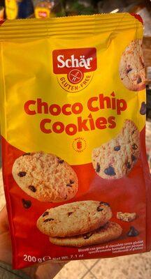 Gluten free chocolade chip cookies - Produkt - de