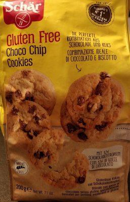 Choko Chip Cookies - Produit - fr