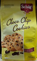Gluten free chocolade chip cookies - Produkt - pl