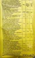 Gluten free chocolade chip cookies - Wartości odżywcze - pl