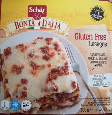 Shar Bonta d' Italia Gluten Free Lasagne - Produit - fr