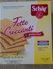 Fette Crocanti gluten-free - Produto
