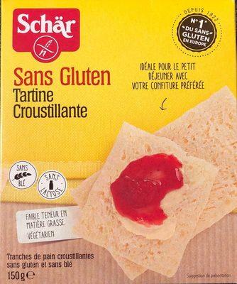 Tartine Croustillante Sans Gluten - Produkt