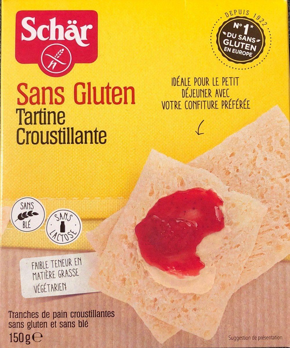 Tartine Croustillante Sans Gluten - Produit - fr