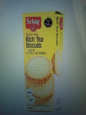 Rich Tea Biscuits - Product - en