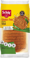 Wholesome Vitality Loaf sans gluten - Producto - de