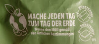 Meisterbäckers Vital - Recycling instructions and/or packaging information - de