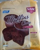 Muffins de chocolate sin gluten - Product