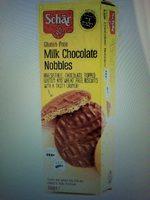 Gluten Free Milk Chocolate Nobbles - Prodotto - en