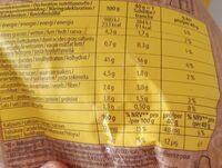 Sandwich Brød - Informations nutritionnelles - fr