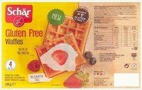 Gluten Free Waffles - Produkt - fr