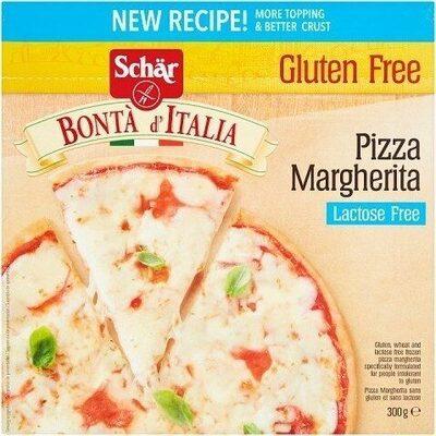 Bontà d'Italia - Pizza Margherita Lactose Free - Product - de