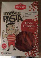 Rote linsen pasta - Produit - de