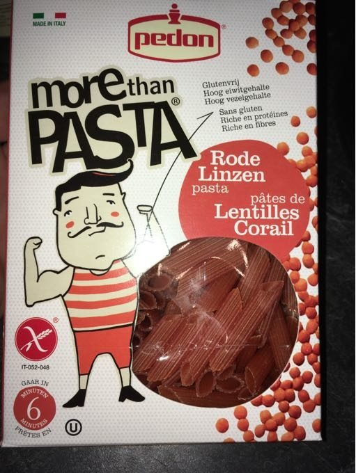More Than Pasta - Product - fr