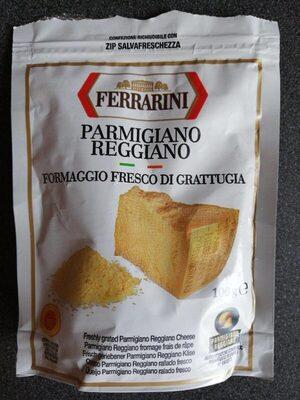 Parmigiano Reggiana râpé - Prodotto - fr