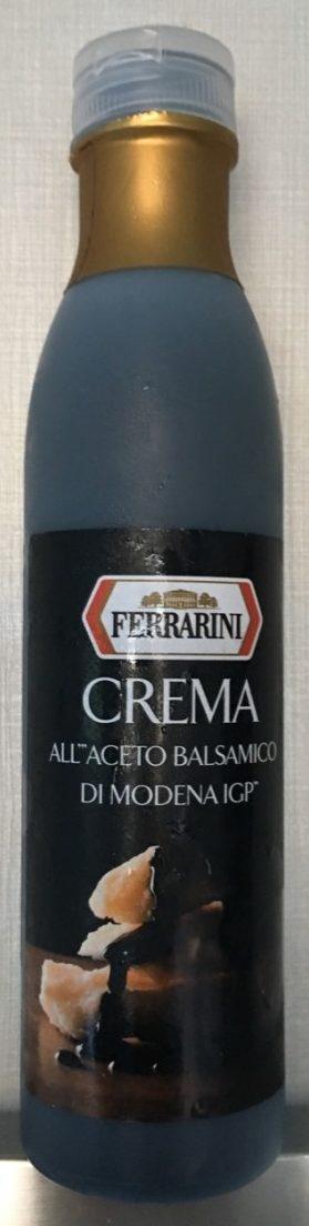 Crema de aceto balsámico de módena - Product