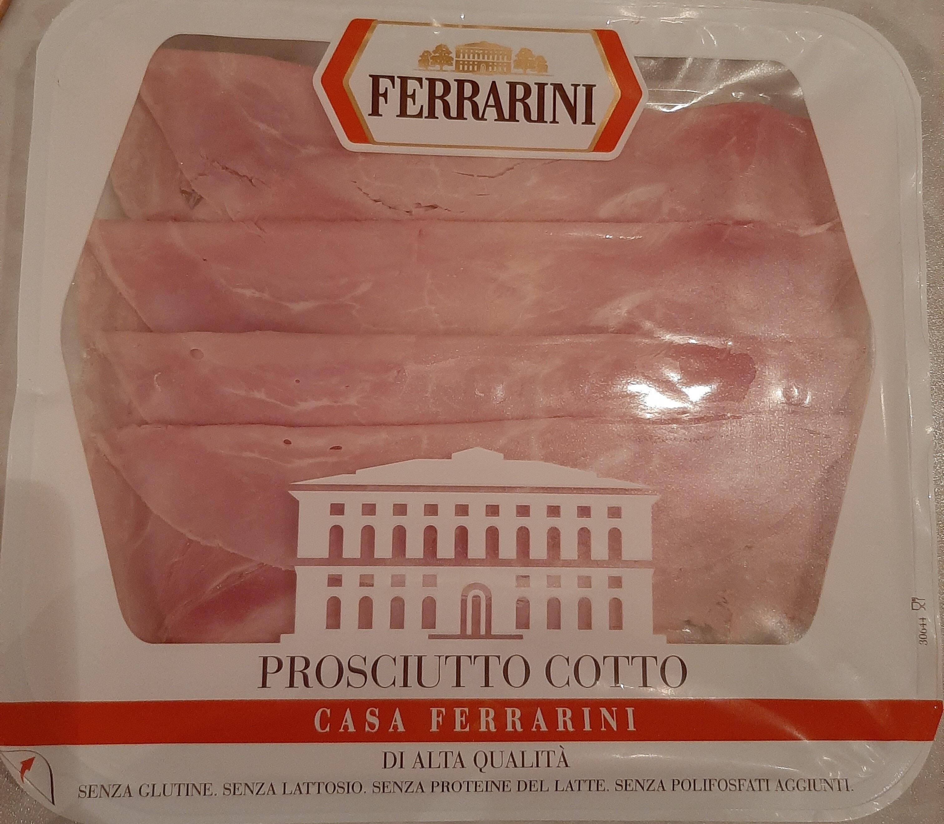 Prosciutto Cotto Ferrarini - Prodotto - it