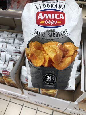 Eldorada Salsa Barbecue - Product - fr