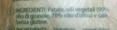 Eldorada Olio di Olivia - Ingredienti