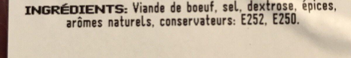 Bresaola - Ingrediënten