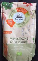 Minestrone du verdure - Produit - de
