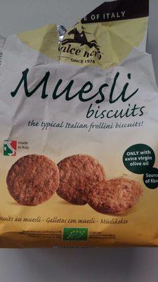 Muesli Biscuits - Producto