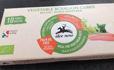 Cubitos Caldo Vegetal - Product