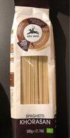 Spaghetti Khorasan - Prodotto