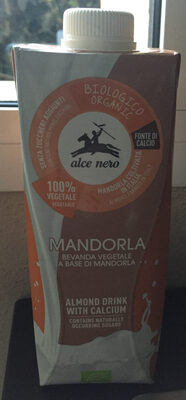 Latte di mandorla - Product