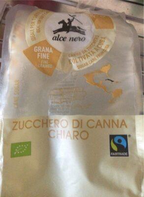 Zucchero di canna chiaro - Product - it