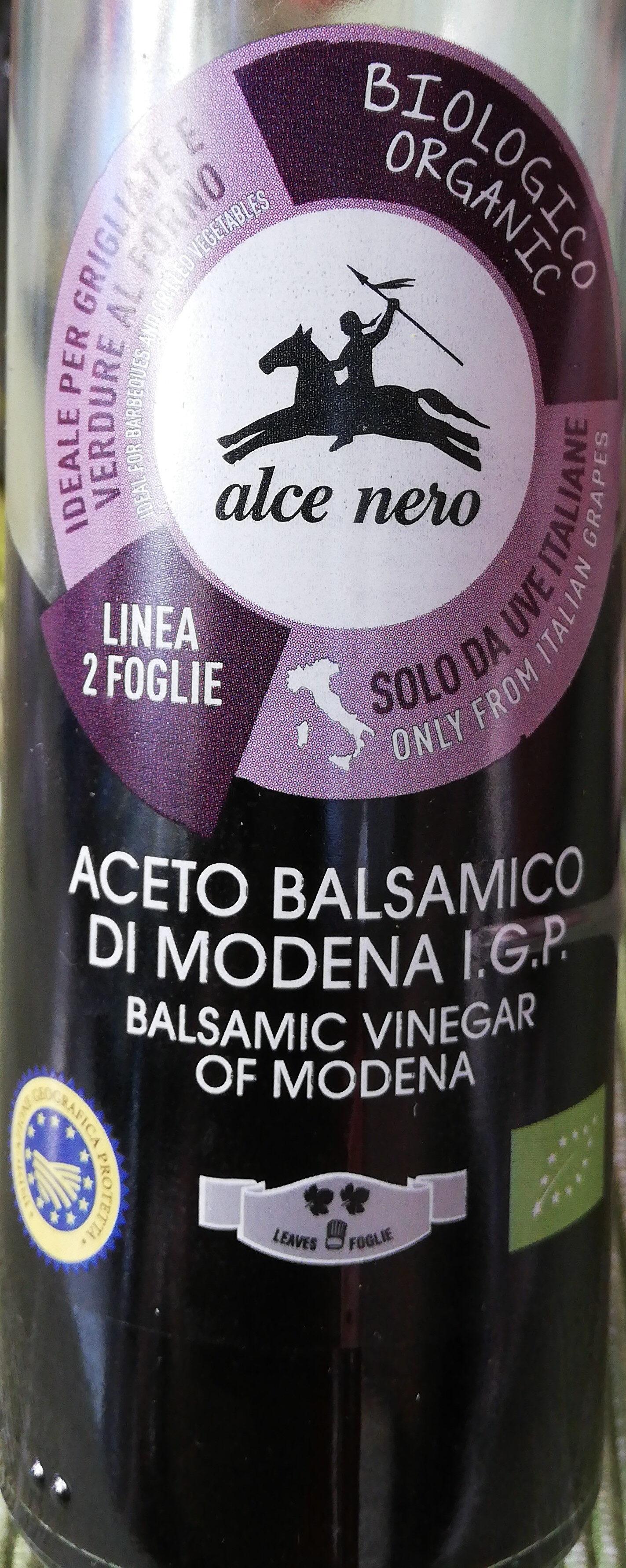 250ML Vinaigre Balsamique De Modene - Produit - fr