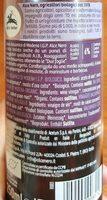 250ML Vinaigre Balsamique De Modene - Informations nutritionnelles - it