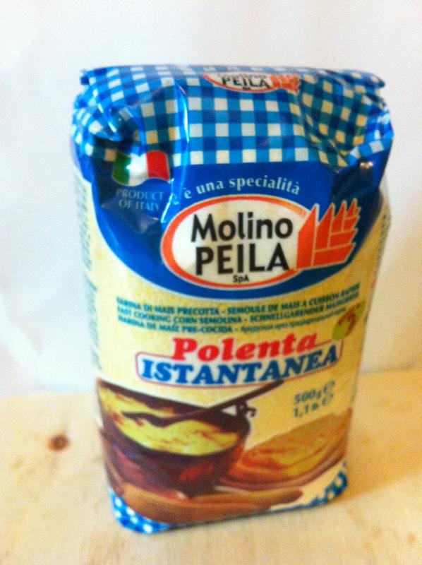 Polenta Istantanea - Product