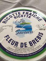 Ricotta fraiche - Produit - fr