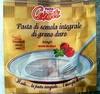 Pasta di semola integrale di grano duro - Prodotto