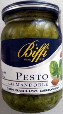 Pesto alle mandorle - Product - it