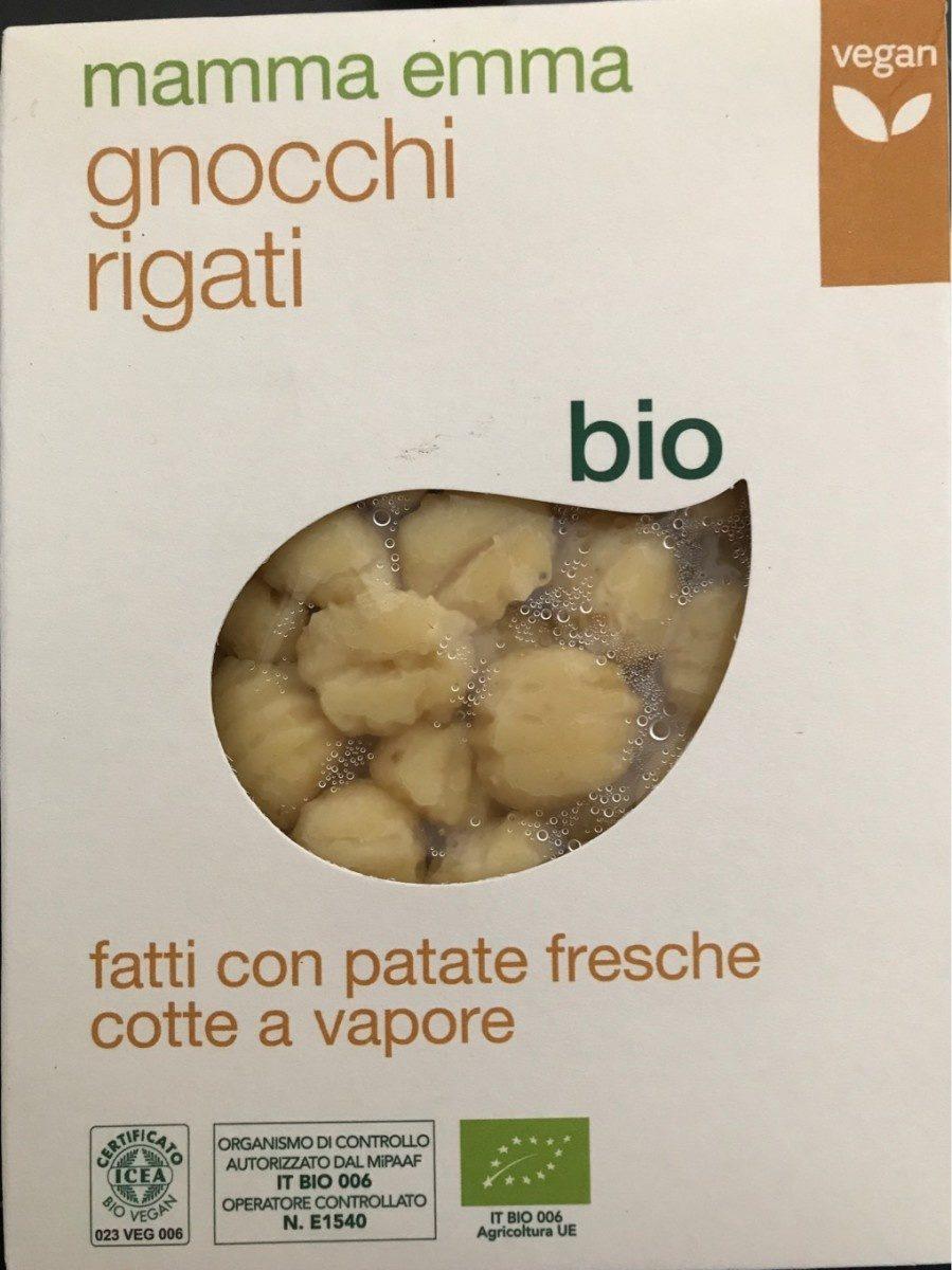 Gnocchi rigati - Product