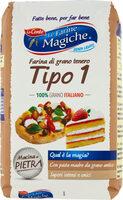 Farina di grano tenero tipo 1 - Produit - fr