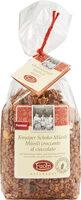 Muesli croccante al cioccolato - Produit - fr
