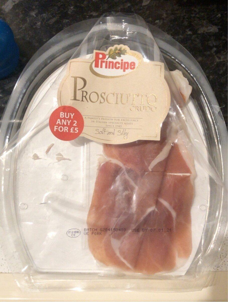 Prosciutto Crudo - Product - en