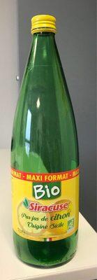 Siracuse bio 1 litre - Produit