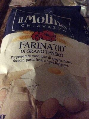Farine type 00 - Ingrédients - fr