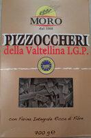 pizzoccheri della Valtellina IGP - Produkt - it