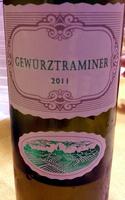 Gewürztraminer 2011 - Product