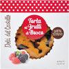 Torta dolci castello frutti di bosco - Product