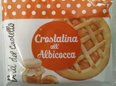 Crostatina all'albicocca Dolci del Castello - Product